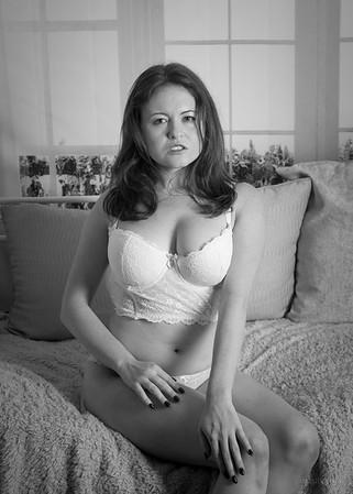 Blanche Scarlett Blaze