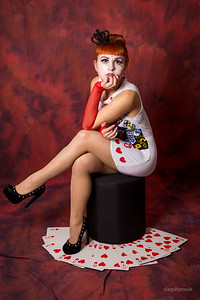 Chloe Queen of Hearts 20160129 174741