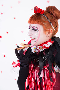 Chloe Queen of Hearts 20160129 170530