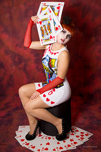 Chloe Queen of Hearts 20160129 175543