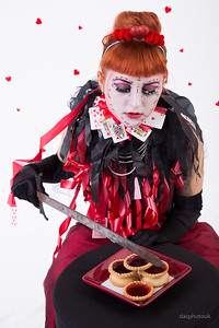 Chloe Queen of Hearts 20160129 171151