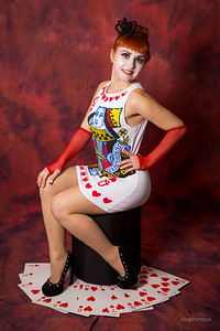 Chloe Queen of Hearts 20160129 174846