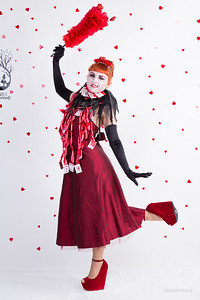 Chloe Queen of Hearts 20160129 165430