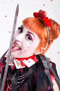 Chloe Queen of Hearts 20160129 172126