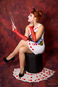 Chloe Queen of Hearts 20160129 175231