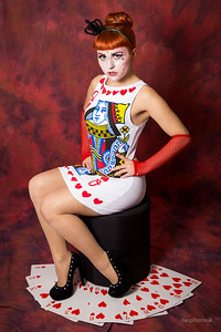 Chloe Queen of Hearts 20160129 174608