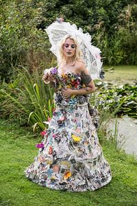 Michelle Paper Dress 20160828 160519