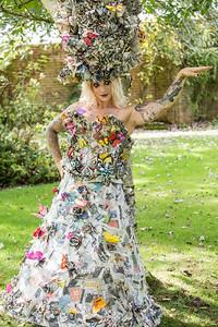 Michelle Paper Dress 20160828 152921