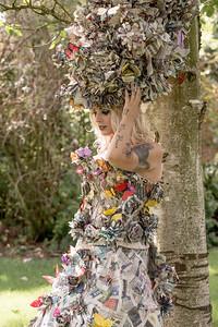 Michelle Paper Dress 20160828 152859