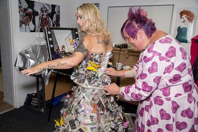 Michelle Paper Dress 20160828 145100