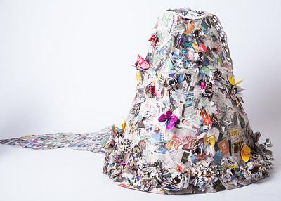 Michelle Paper Dress 20160828 113227
