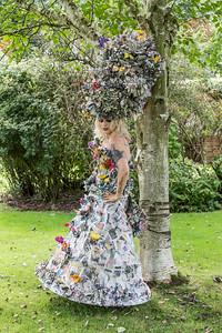 Michelle Paper Dress 20160828 153048