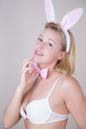 Cute Girl Bunny