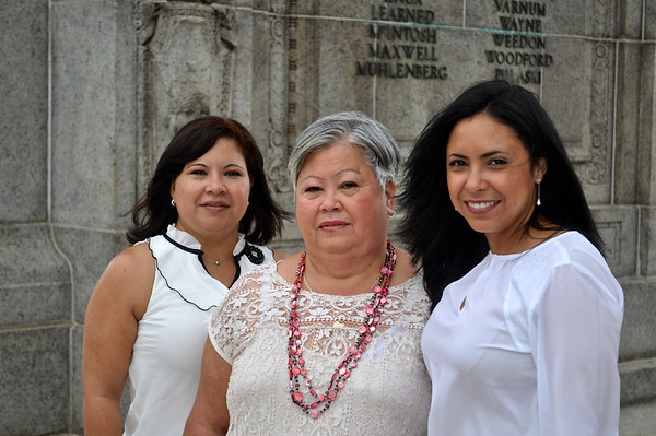 Delma, Wilma & Mom
