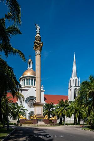Saint Louis Marie De Montfort's Church, Assumption University of Thailand (ABAC)