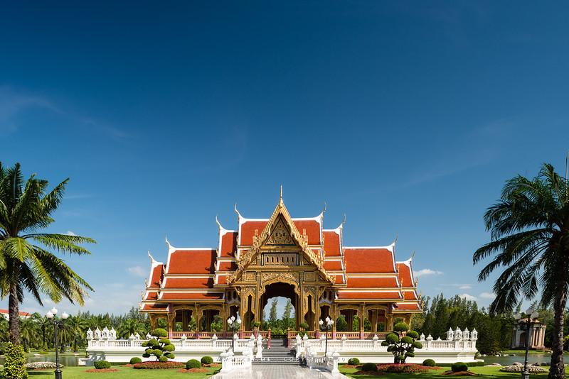 Assumption University of Thailand (ABAC), Suvarnabhumi Campus