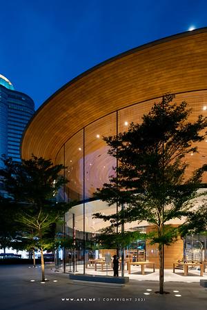 Apple Store Central World, Bangkok