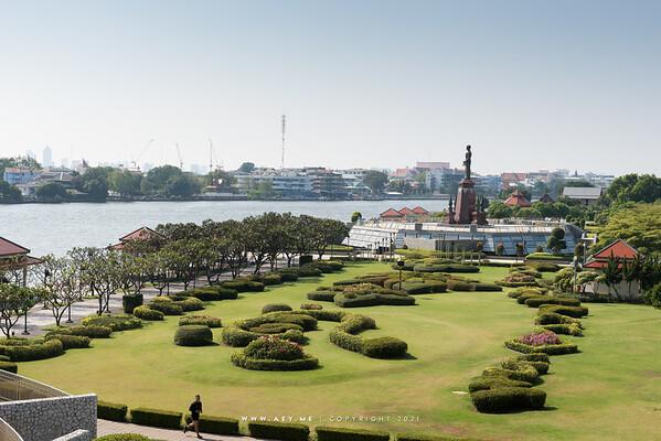 King Rama VIII Monument & Park