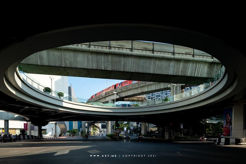 OneSiam Skywalk
