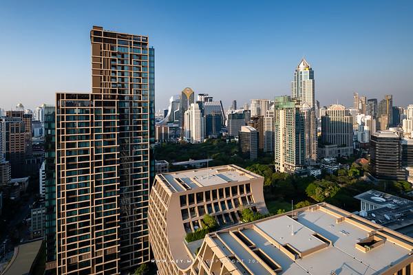Sindhorn Kempinski Hotel Bangkok & Kimpton Maa-Lai Hotel Bangkok