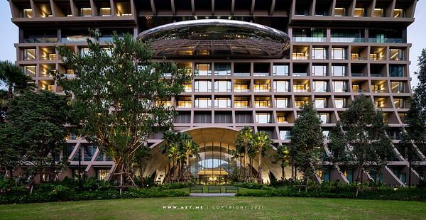 Sindhorn Kempinski Hotel Bangkok by Siam Sindhorn