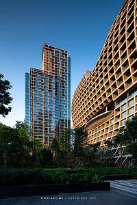 Kimpton Maa-Lai Hotel Bangkok  & Sindhorn Kempinski Hotel Bangkok