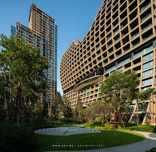 Sindhorn Kempinski Hotel Bangkok and Kimpton Maa-Lai Hotel Bangkok