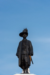 King Rama VII Monument, Sukhothai Thammathirat Open University