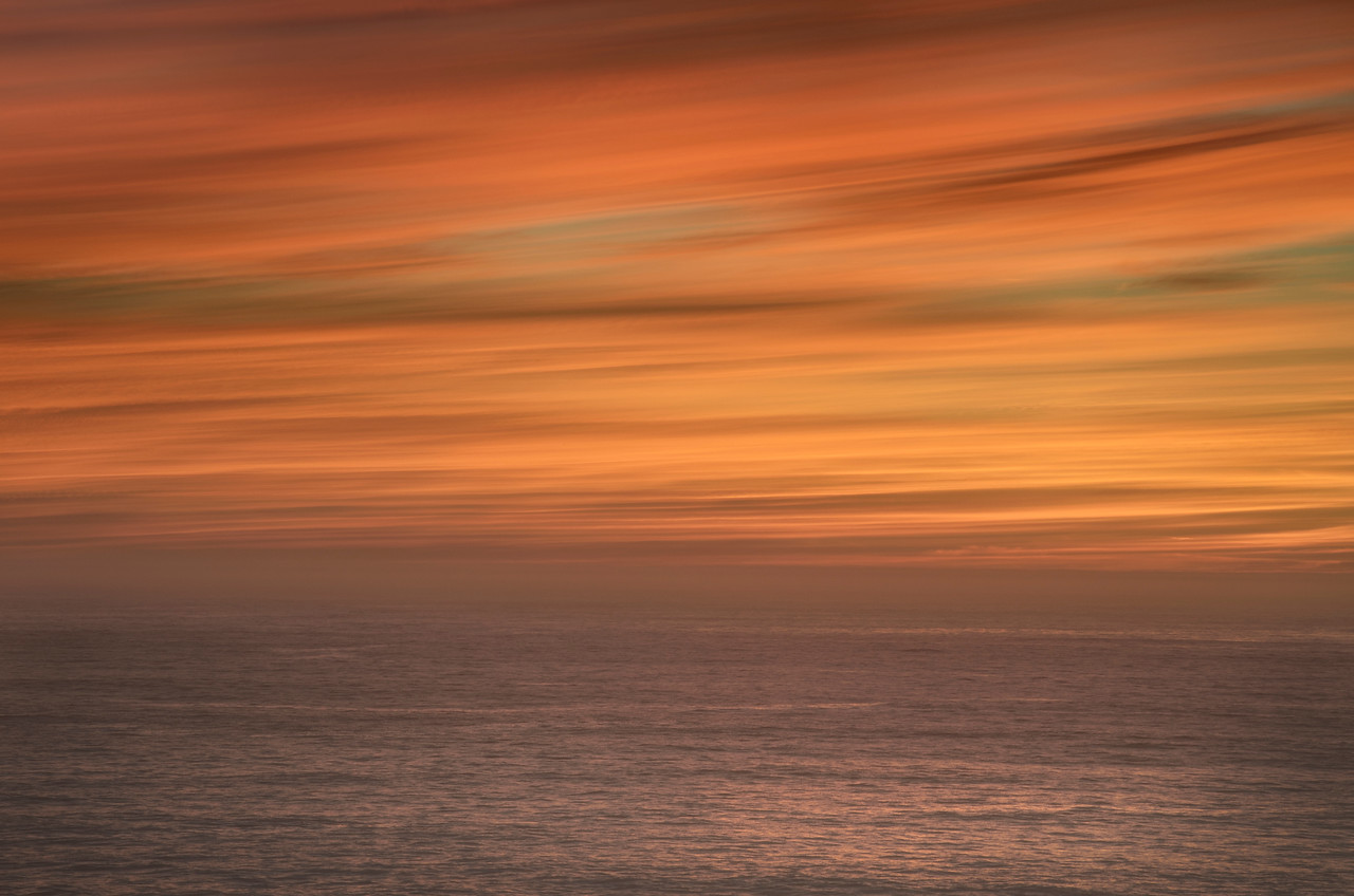 Pacific Twilight, Sea Ranch, California