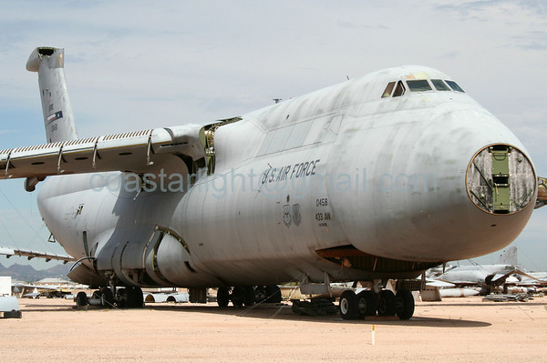July 20, 2006. AMARC... the Boneyard near Davis Monthan AFB, Tucson, AZ. © Brandon Lingle