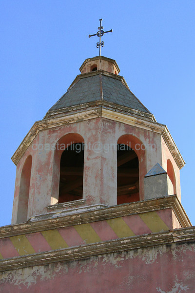San Fernando church bell tower