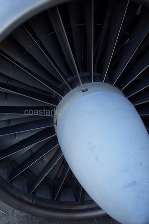 C-141 engine    © Brandon Lingle