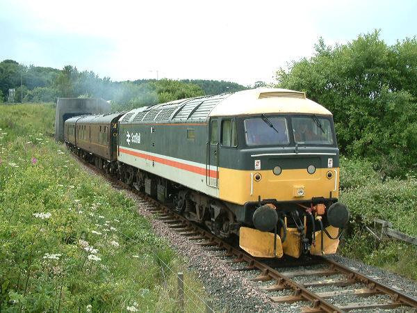 47643 on the 1242 Birkhill-Bo'ness, Sun4Jul04. Image supplied by alast_dunlop