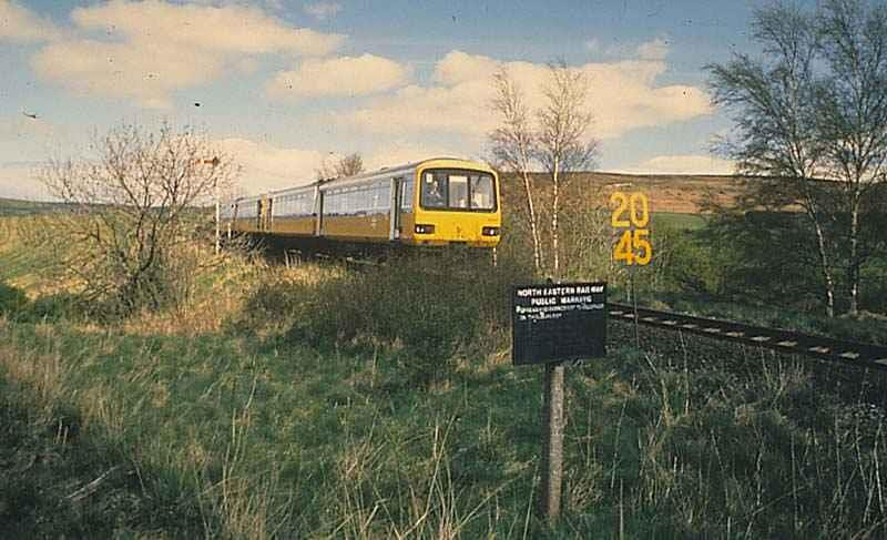 Another guess where... A 'clue' it was taken from an HST. Image supplied by rail_net_2k