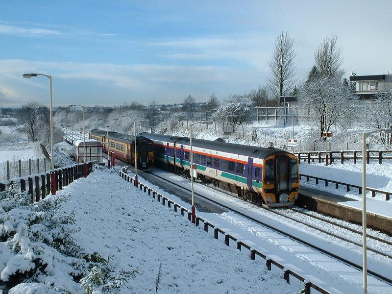 A nice snowy scene, but where ? Image supplied by alast_dunlop
