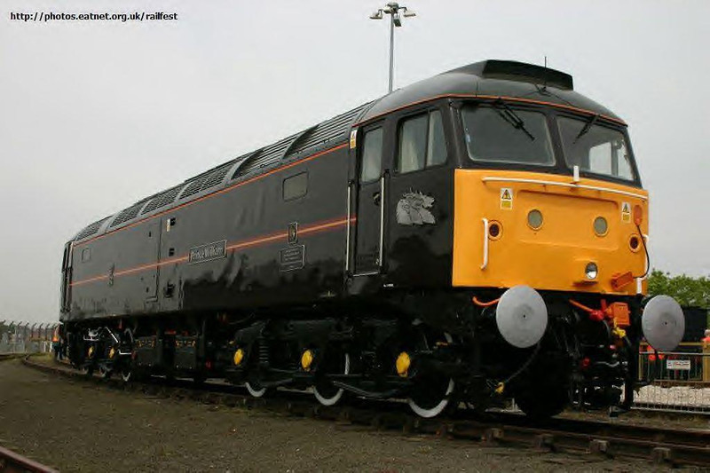 47798 at Railfest York. Image supplied by esc37428