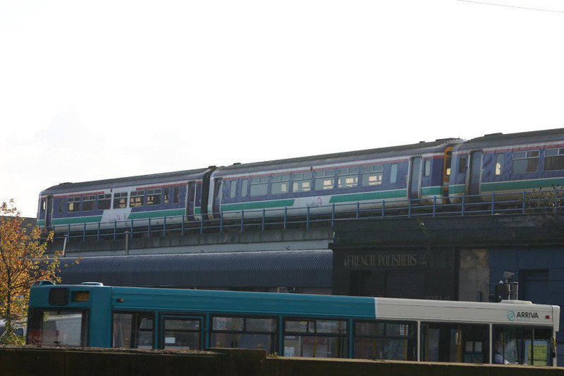 156 units in Glasgow.  Image supplied by Ewan Tait