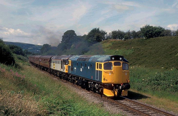 One of my all time fave shots of the bo ness mcrats on vacation at the East Lancs.  Image supplied by Carl Beaumont.