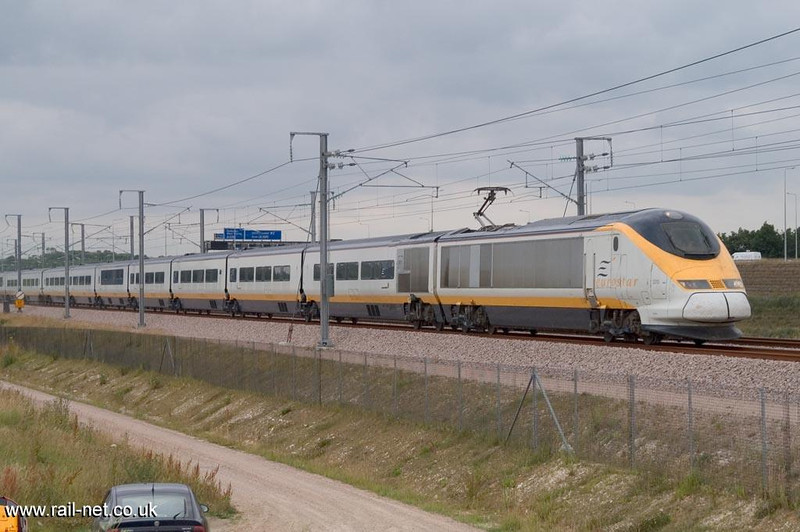 CTRL Testing 5 Medway Viaduct - Shhhsss we broke the record.  Image supplied by Marcus Dawson.