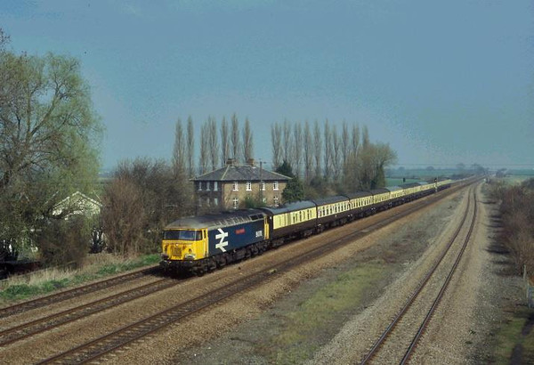 56078 at Bolton Percy. Image supplied by Carl Beaumont.