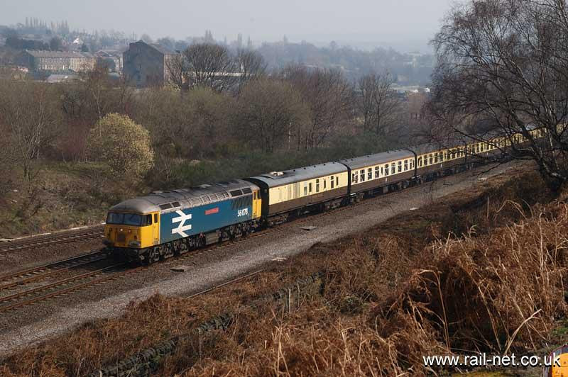 The Grid Farewell :o( at Mirfield. Image supplied by Marcus Dawson.