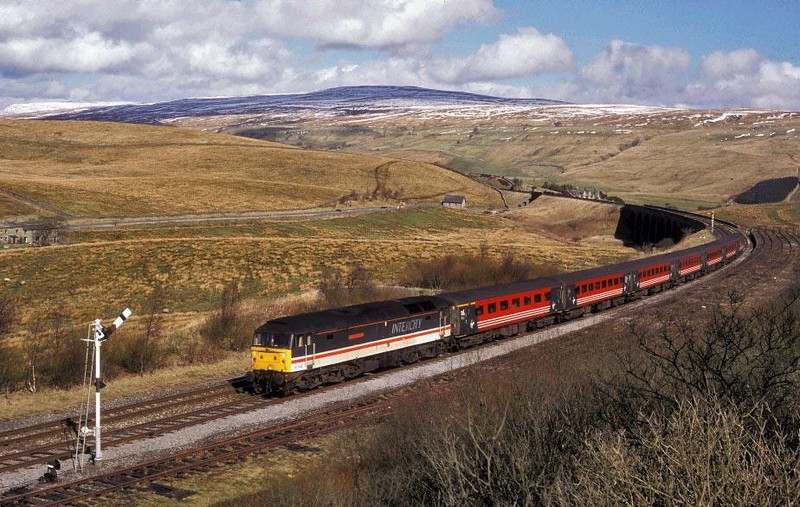 47840 at Garsdale. Image supplied by Carl Beaumont.