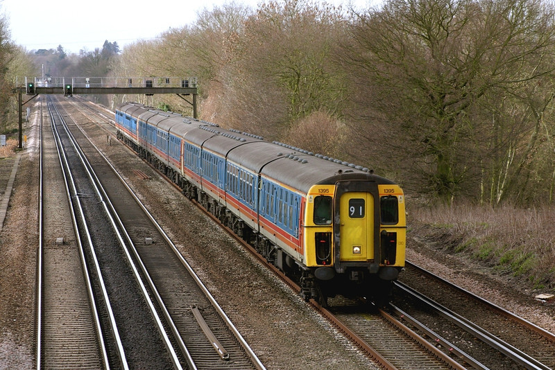 5/02/05: 1395 Passes Totters lane
