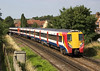 16/07/05: 458026 nears Egham with a Reading - Waterloo Service