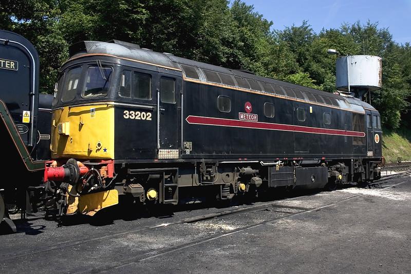 10/07/05:  33202 at Ropley