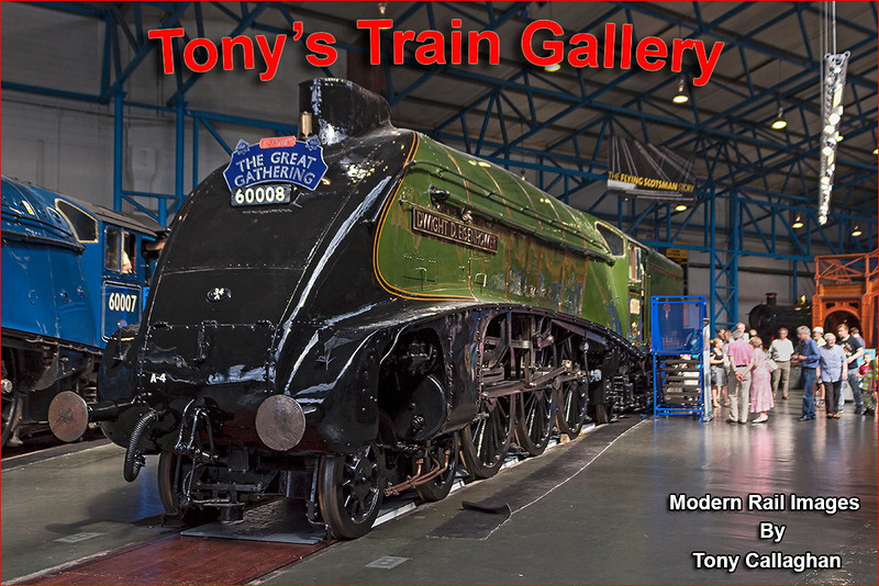 14th Jul 13:  Dwight D at 'The Great Gathering' in the NRM