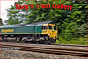 My panning skills are non existant so this is a pure fluke, 66563 on 4O51 from Wentloog-Pandbourne,