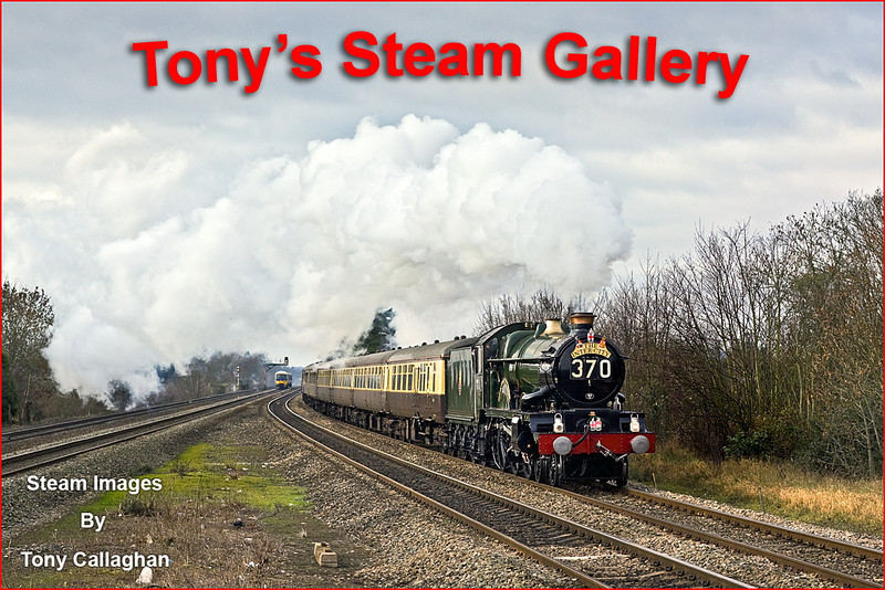 """Going nicely through Taplow is GWR Castle Class 4-6-0   5043 """"Earl of Mt Edgecumbe.  The special was run to Paddington from Birminghan Moor Street station as part of Chiltern Trains celebration of the opening of this station for their passengerservice use."""