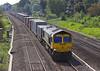 6th Jun 06:  66572, 4M44 Southampton to Lawley Street