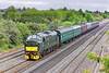 29th May 06: 37411, 5Z20, Old Oak to Tavistock Junction ECS move